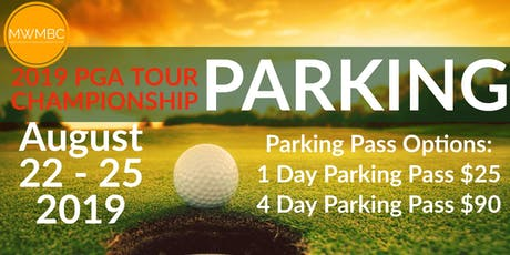 FedEx Cup PGA Tour 2019 Parking tickets