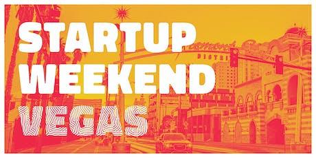 Startup Weekend Vegas 2019 tickets