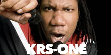 KRS-ONE Live @ Stats tickets