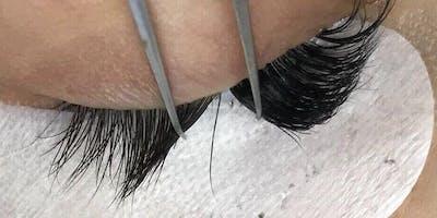 $500 Eyelash Extension Training In Atlanta