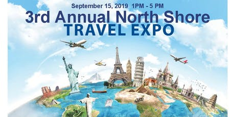 3rd Annual Travel Expo tickets
