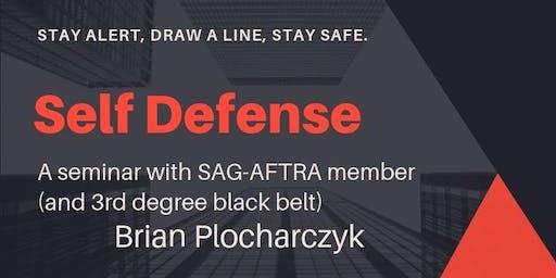 Self Defense - with Brian Plocharczyk