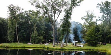bonfire cookout // Crown Maple Estate tickets
