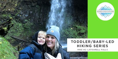 WWE Portland: Toddler/Baby Led Hiking Series - Latourell Falls tickets
