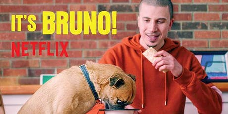 It's Bruno! Pup-Up Gallery (Topanga) tickets