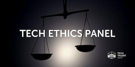 Tech Ethics Panel tickets