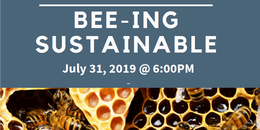 Bee-ing Sustainable