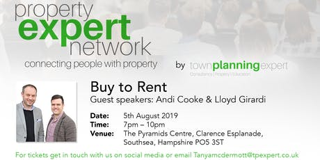 Property Expert Network - By Town Planning Experts tickets