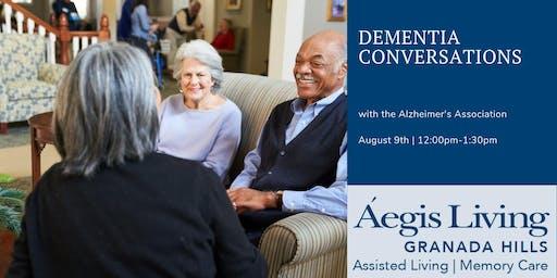Dementia Conversations with the Alzheimer's Association