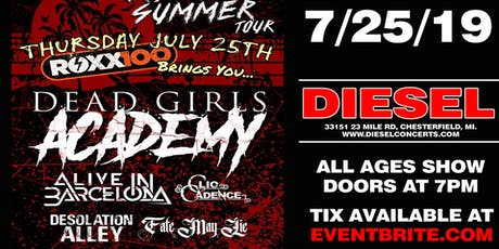 Dead Girls Academy tickets
