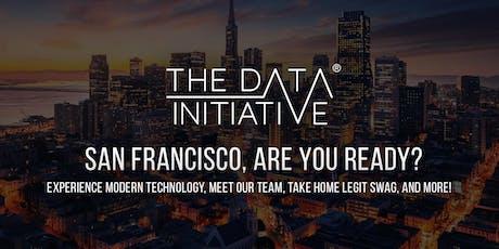 MEET THE DATA INITIATIVE IN SAN FRANCISCO tickets