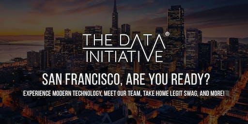 MEET THE DATA INITIATIVE IN SAN FRANCISCO