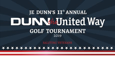 JE Dunn's 11th Annual Golf Tournament benefiting the United Way tickets