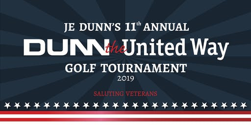 JE Dunn's 11th Annual Golf Tournament benefiting the United Way