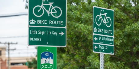 Shifting Gears: Bicycle Network Map tickets