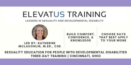 Sexuality Education for People with Developmental Disabilities