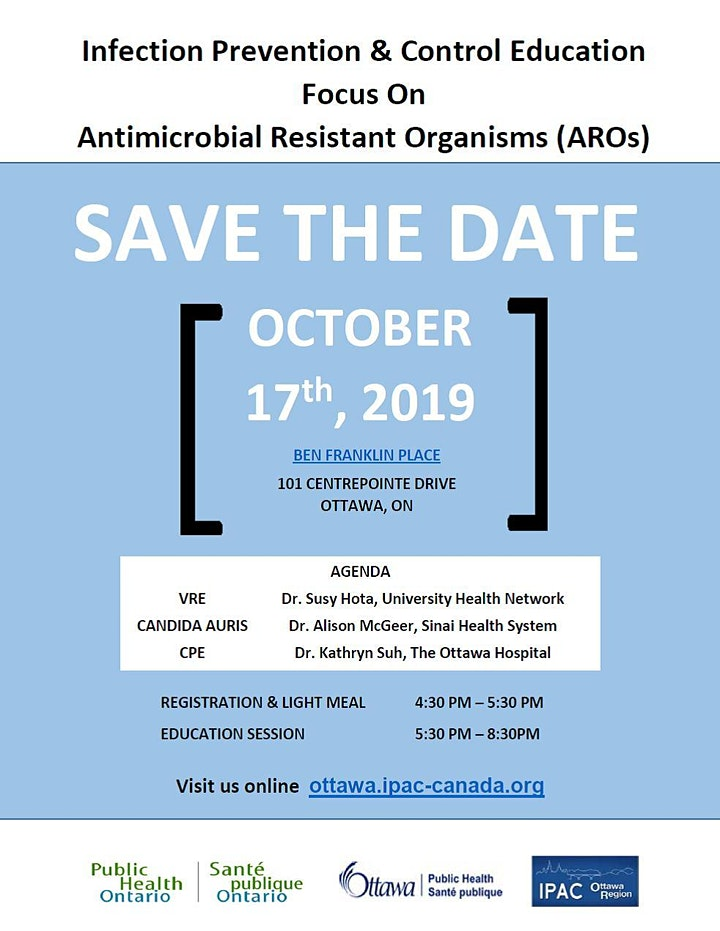 Antibiotic Resistant Organisms image