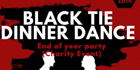 Black Tie Dinner & Dance Charity Event tickets