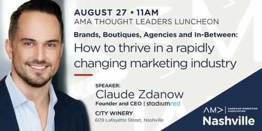 How to Thrive in a Rapidly Changing Marketing Industry