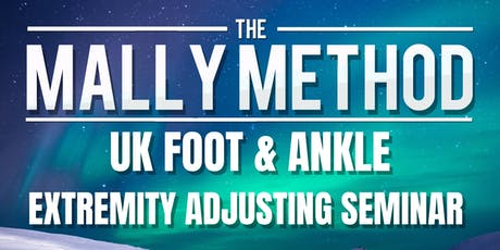 Foot & Ankle Extremity Adjusting with Dr. Mitch Mally tickets