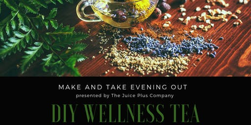 DIY Wellness Tea