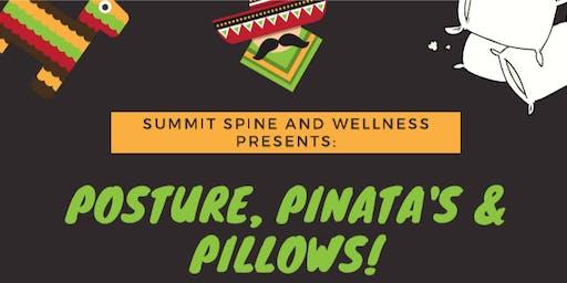 Summit Spine & Wellness: Posture, Pinata's & Pillows