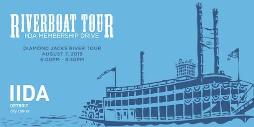 IIDA Detroit Boat Tour & Membership Drive
