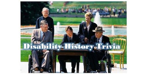 Disability History Trivia