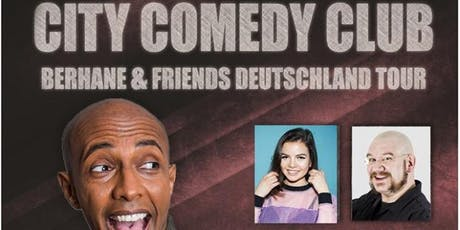 City Comedy Club Düsseldorf tickets