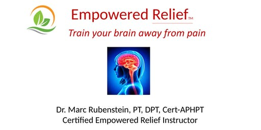Empowered Relief- Train Your Brain Away From Pain
