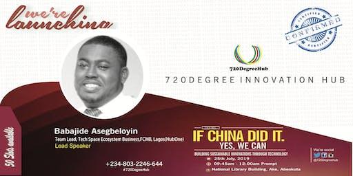 Launching 720Degree Innovation Hub