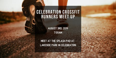 Celebration CrossFit Runner's Meet-Up tickets