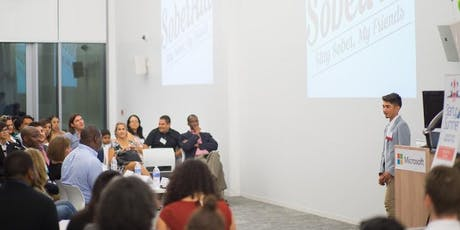 2019 NFTE Los Angeles Startup Summer Investment Panel tickets