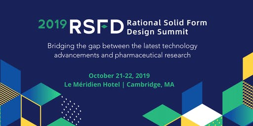 2019 Rational Solid Form Design Summit