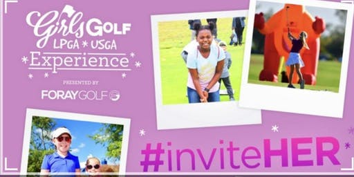 Girls Golf LPGA USA Experience (Ages 8-16)