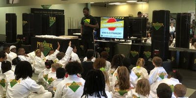 ATTN Parents:FREE Karate Beginner Workshop for Kids Ages 5-12/ PIZZA party