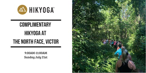 Free Community Hikyoga® at The North Face