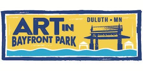 Art In Bayfront Park Volunteer tickets