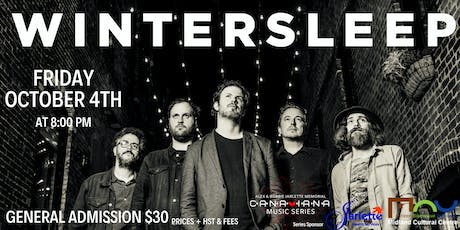 Wintersleep - Canadiana Music Series tickets