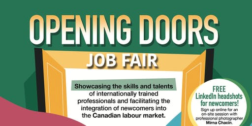 MNLCT Opening Doors Job Fair
