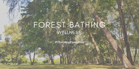 Forest Bathing Wellness @ East Coast Park tickets