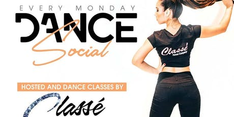 Bachata & Salsa Dance Classes Hosted by Classe Dance Company tickets
