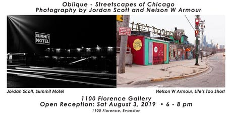 Photo Exhibit: Oblique – Streetscapes of Chicago  tickets