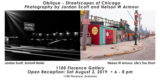 Photo Exhibit: Oblique – Streetscapes of Chicago