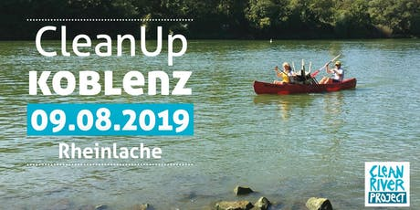 CleanUp Koblenz Tickets