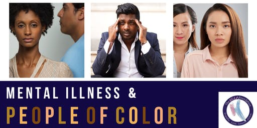 Let's Talk Community Discussion Series: Mental Illness and People of Color