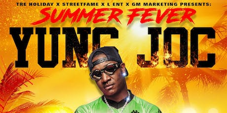 Summer Fever Hosted By HENNESSY & VH1 Love & HipHop ATL/ Recording Artist YUNG JOC tickets
