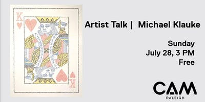 Artist Talk: Michael Klauke