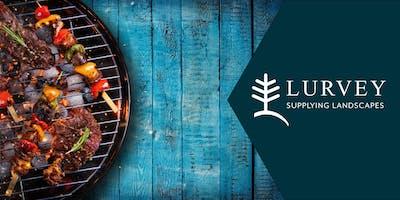 Lurvey & Unilock - Contractor Appreciation BBQ