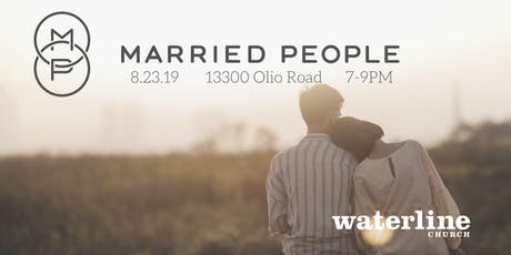 Married People Night-Waterline Church tickets